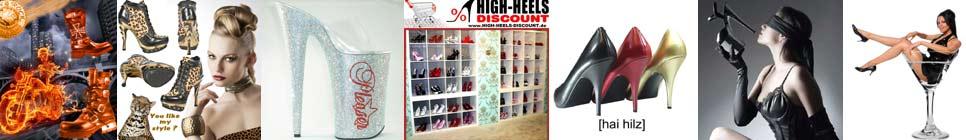Blog und   Infos über High Heels