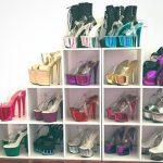 Sandaletten leuchtfarben