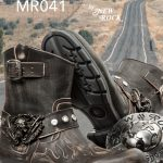 Biker New Rock Leder Boots