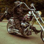 Biker Boots New Rock