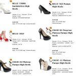 Pleaser Schuhe und Stiefel Pink Label für Übergrössen Transgender Frauen, Cross-Dresser, Drag Queens