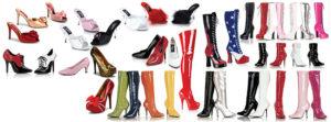 High Heels,High-Heels,Stiletto,Pumps,Sandaletten,Stiefel,Overknee,Plateauschuhe
