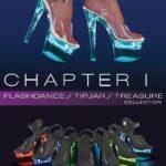 Flashdance die Lightshow. Im Mittelpunkt stehen Programmiere Deine eigene Show
