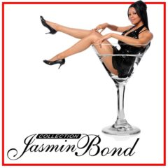 High-Heels Jasmin Bond