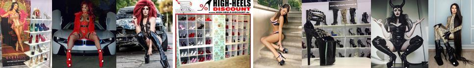 Highheels Katalog New Rock Stiefel High Heels und Pumps